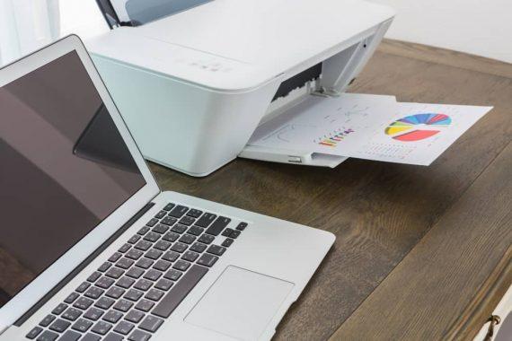 Comment fonctionne une imprimante à jet d'encre